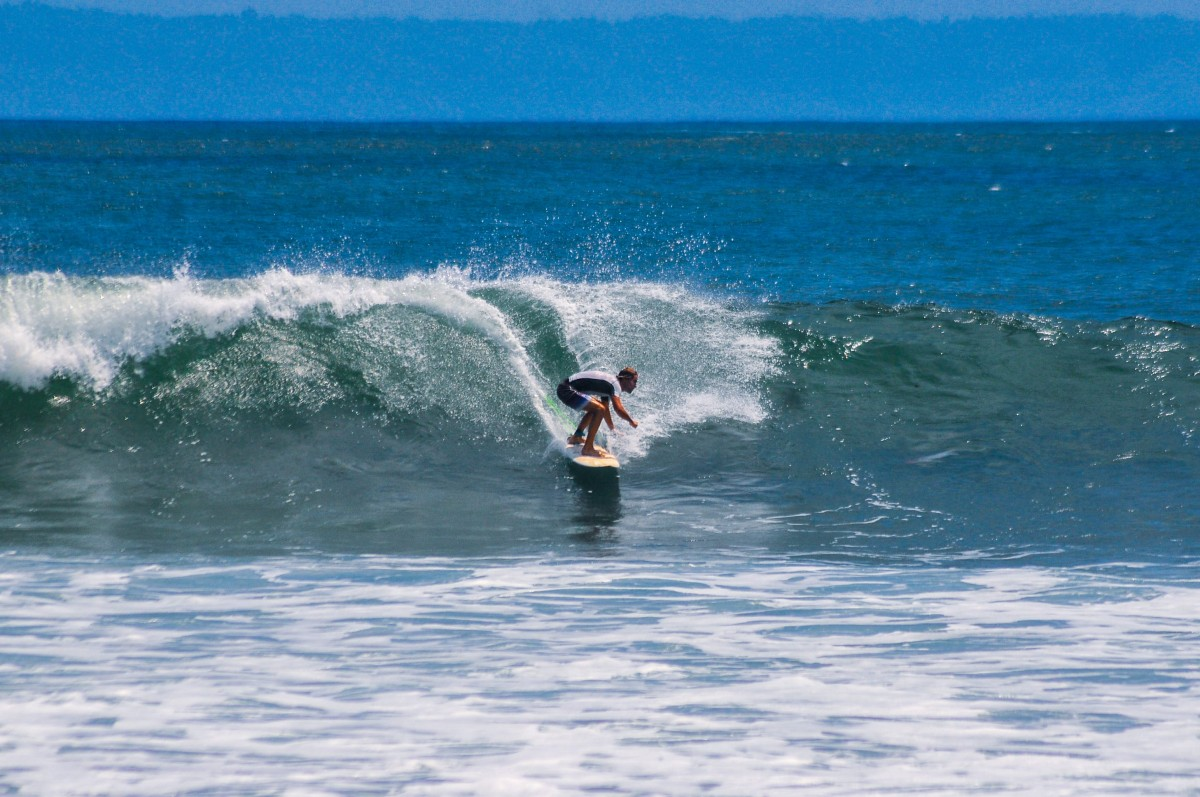 Lombok Intermediate Surf Guiding