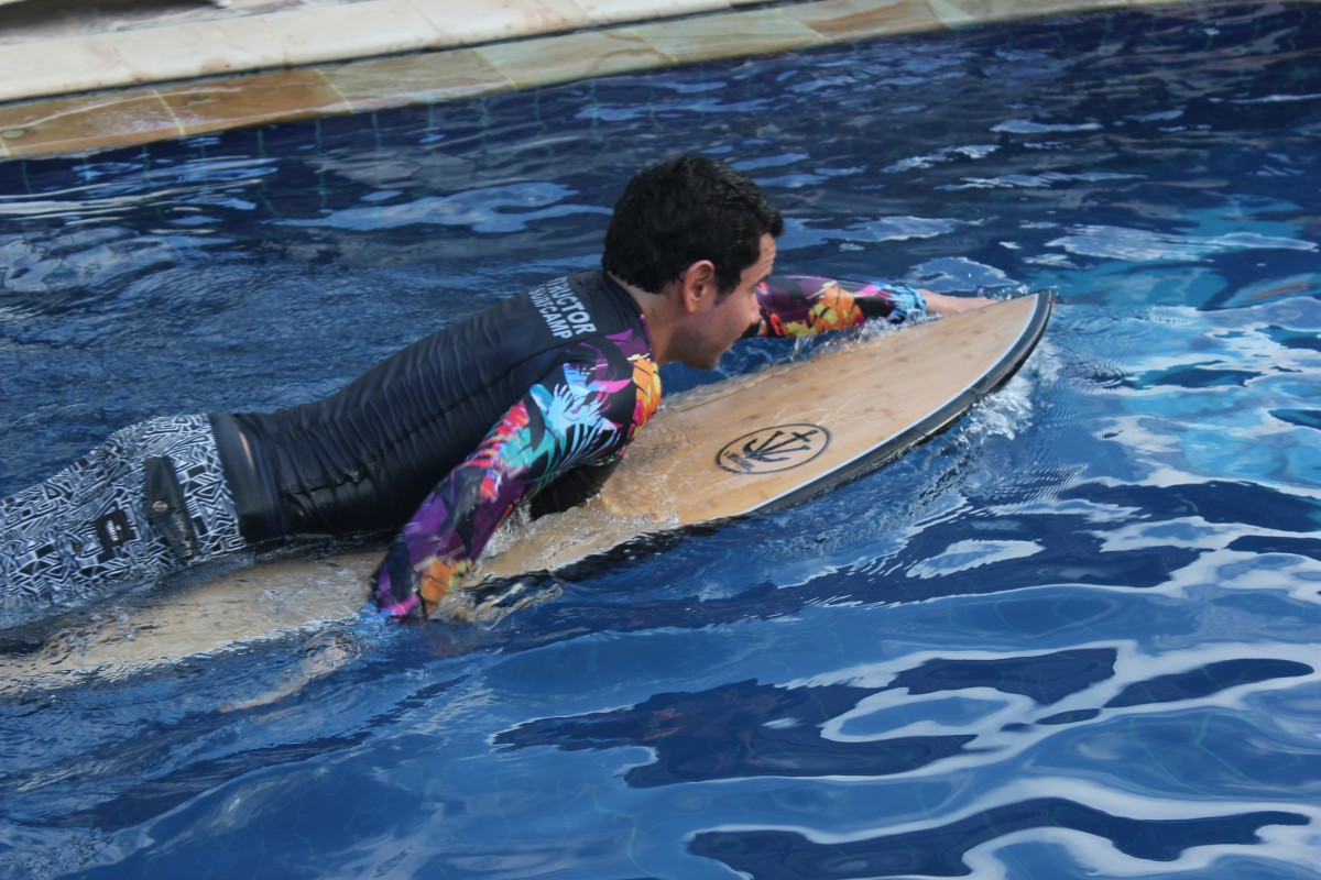 Choose DHM Surf Camp for Beginner Surf Lessons to get a head start in Kuta Lombok Indonesia