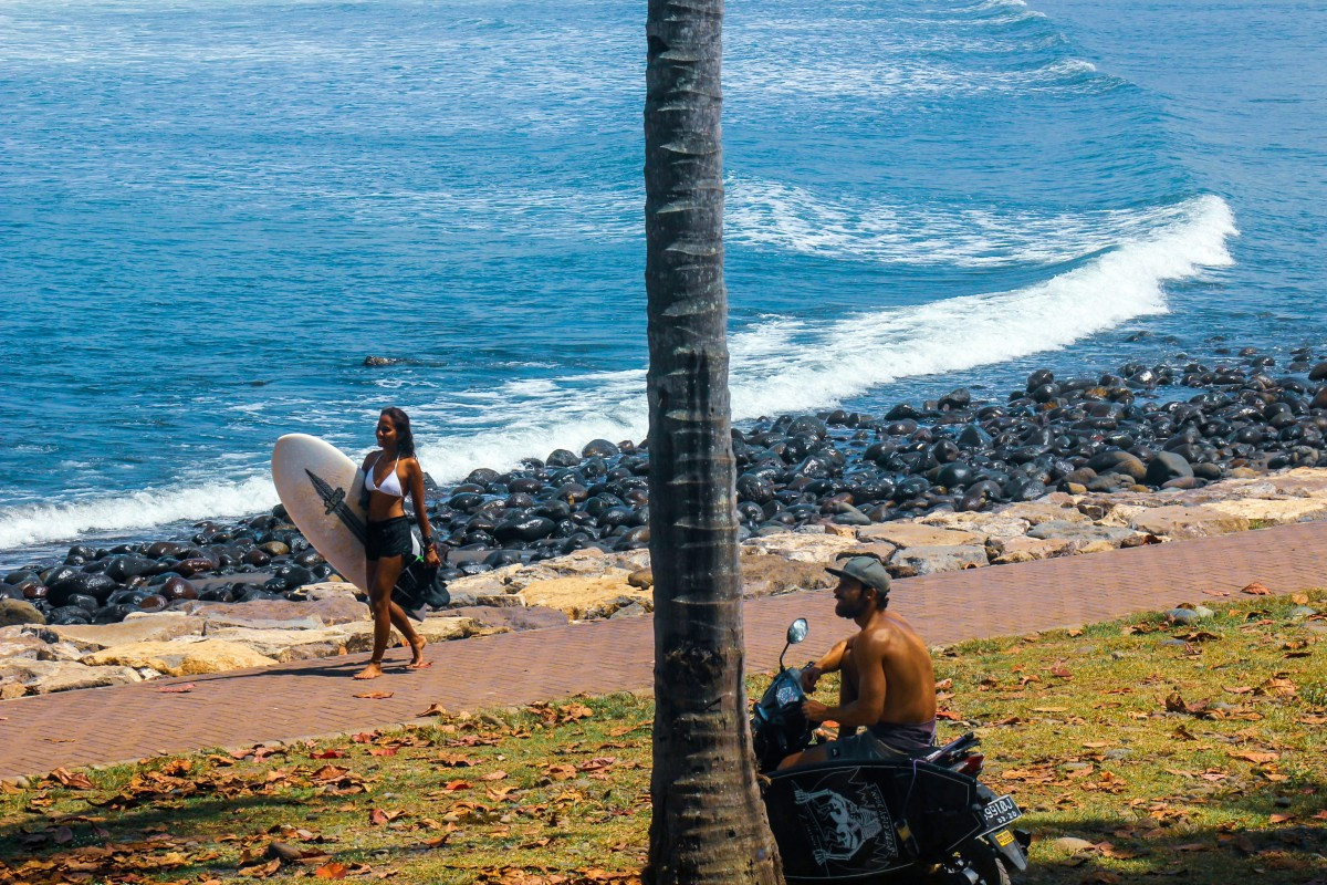 Join DHM surf camp for surf trips around Lombok