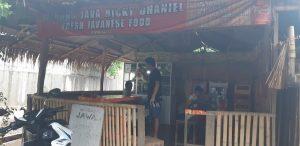 Cheap, good and safe local restaurant kuta lombok